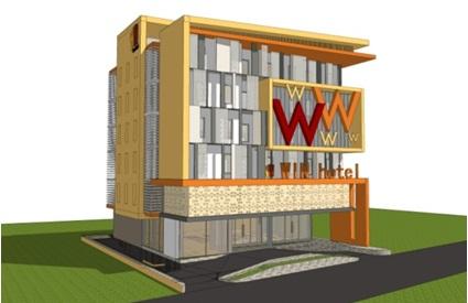Hotel The Win- Surabaya